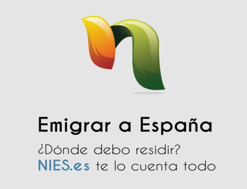 Emigrar a España, dónde y cómo residir