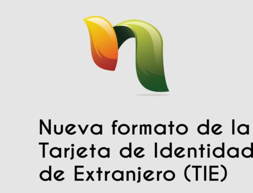 Nueva Tarjeta de Identidad de Extranjero (TIE)
