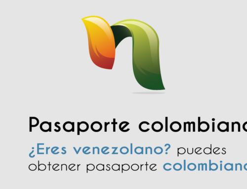 Pasaporte Colombiano, guía para obtenerlo si eres de Venezuela