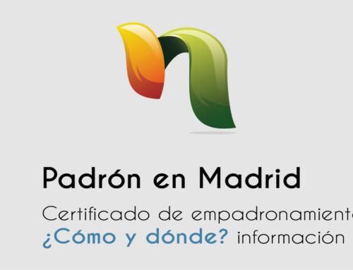 Empadronamiento en Madrid, cómo obtener tu certificado.